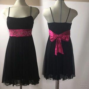 Jessica Black Dress Size 6p